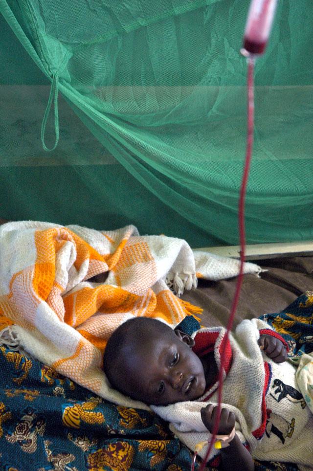Malaria Test Bujumbura